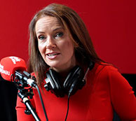 Lunchtime Live with Ciara Kelly focuses on infertility the week of 27th May